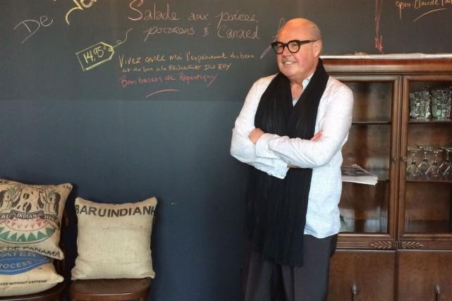 Jean-Claude Poitras... (Photo fournie par le Centre d'art Diane-Dufresne)