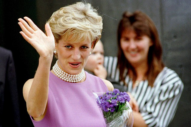 Les enregistrements de la princesse Diana discutant avec... (PHOTO RICK RYCROFT, ARCHIVES ASSOCIATED PRESS)