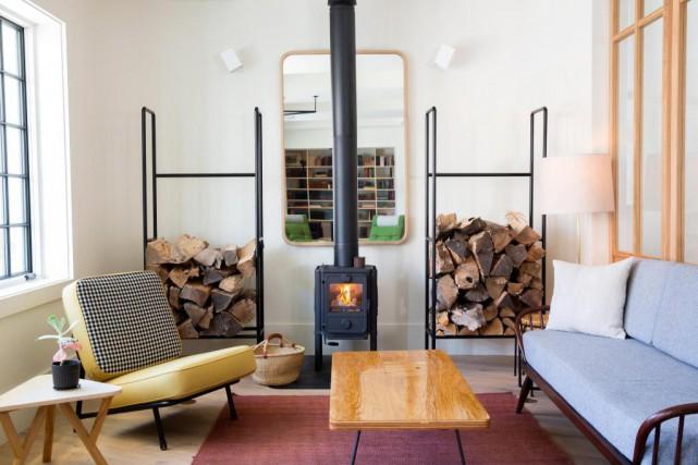 Le Rivertown Lodge a été rénové dans un... (Photo EmmaTuccillo, fournie par l'hôtel)