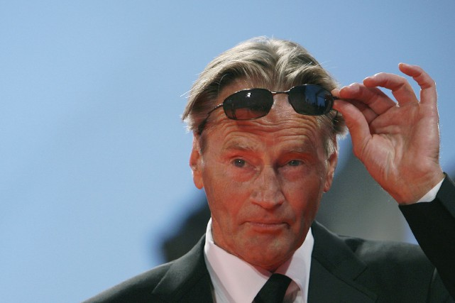 Sam Shepard à Venise en 2007.... (ARCHIVES AFP)