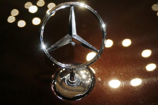 Mercedes-Benz de Québec change de propriétaire. La transaction devait se... (AP)
