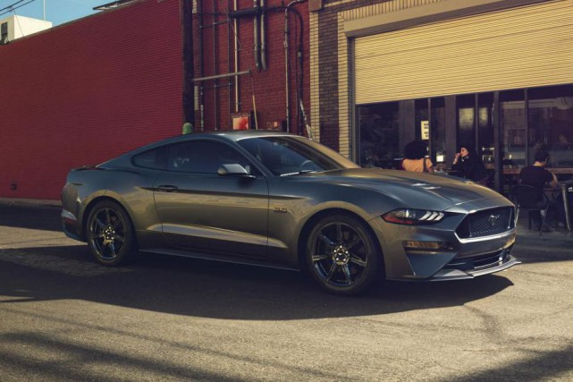 La Ford Mustang GT... (PHOTO FOURNIE PAR FORD)