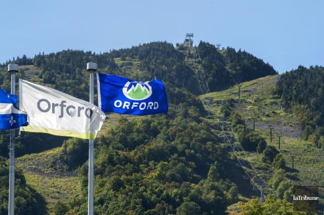 «Bon nombre de citoyens des alentours n'ont jamais visité le Mont Orford. Nous... (Archives La Tribune, Maxime Picard)
