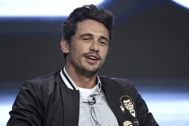 James Franco... (Photo Chris Pizzello, Invision/AP)