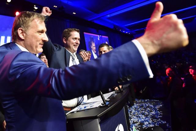 De nouvelles données rendues publiques par Élections Canada... (La Presse canadienne, Frank Gunn)