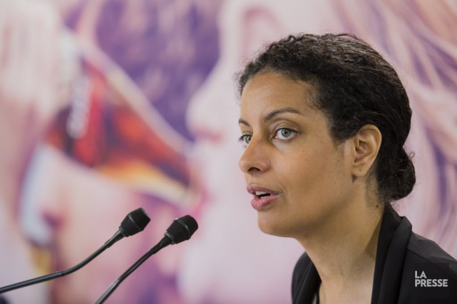 Dominique Anglade... (Archives La Presse)