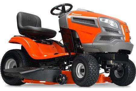 Le tracteur volé est un un tracteur orange...