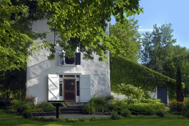 Le Domaine seigneurial de Sainte-Anne-de-la-Pérade.... (Patsy Hayes)