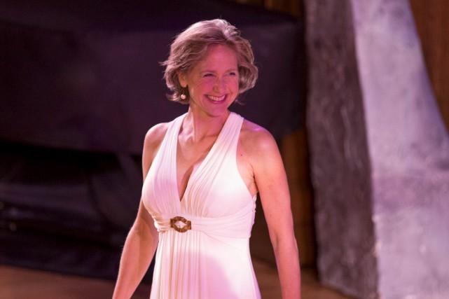 La renommée soprano Suzie Leblanc sera en spectacle... (Pierre Étienne Bergeron)