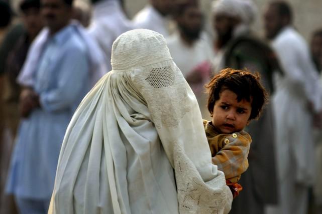 Le Mouvement des talibans du Pakistan (TTP) a... (AP, Anjum Naveed)