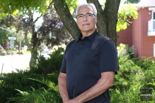 Pierre Fontaine souhaite devenir le prochain maire de... (Christophe Boisseau-Dion, La Voix de l'Est)