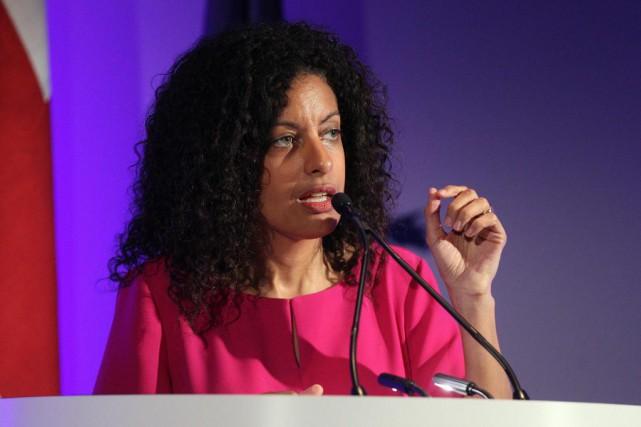 La ministre de l'Économie Dominique Anglade... (PHOTO Martin Chamberland, archives LA PRESSE)