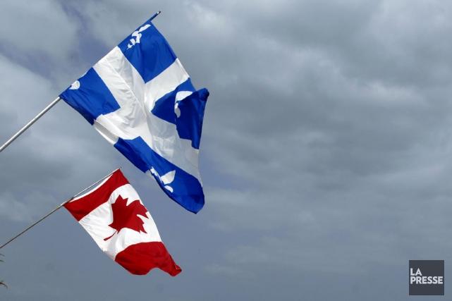 Le taux de bilinguisme a atteint un nouveau sommet au Canada, passant de 17,5 à... (Archives La Presse, Bernard Brault)