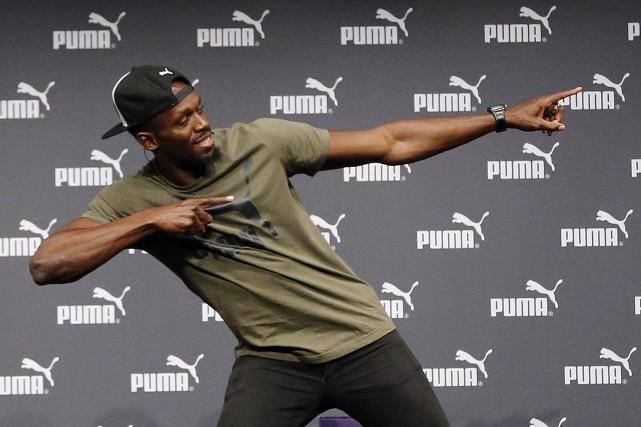 Usain Bolt... (Photo Frank Augstein, AP)