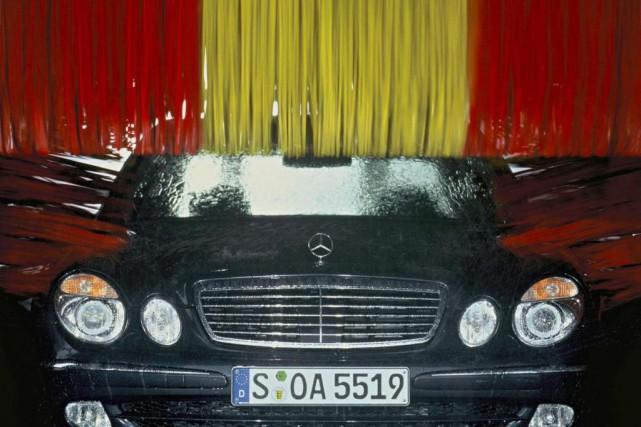 La technologie des nouvelles voitures fait la vie... (PHOTO ARCHIVES LA PRESSE)