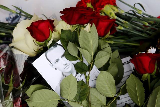 Chester Bennington s'est enlevé la vie le mois... (PHOTO Maxim ZMEYEV, ARCHIVES AFP)