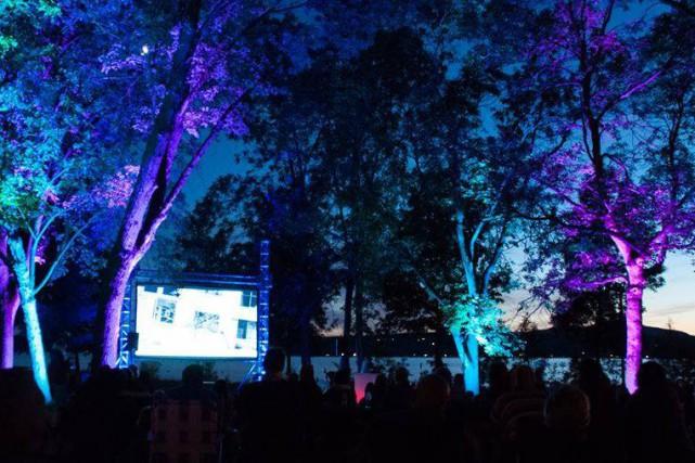 Le Festival CinéVue, qui se déroule dans la région Memphrémagog depuis le 28... (Photo tirée de Facebook)