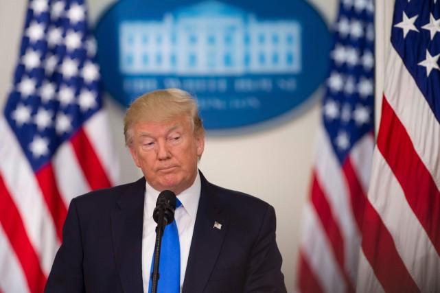 Les élus américains ont adopté leur texte la... (PHOTO AFP)