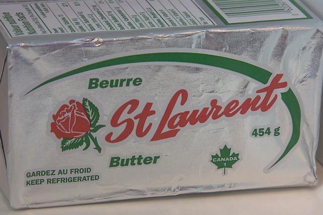 Le beurre a été vendu par la Commission... (Photo tirée d'Internet)