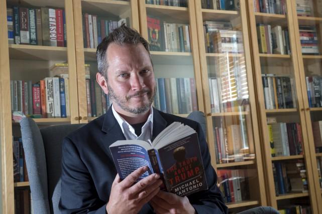 Francis Langlois, spécialiste de la question américaine et... (Stéphane Lessard)