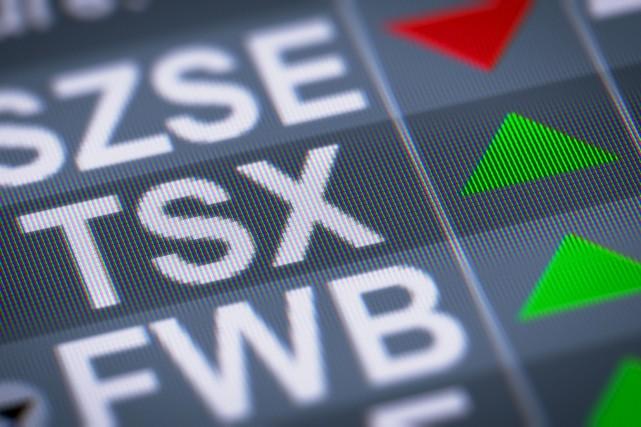 L'indice composé S&P/TSX du parquet torontois a pris... (123rf)