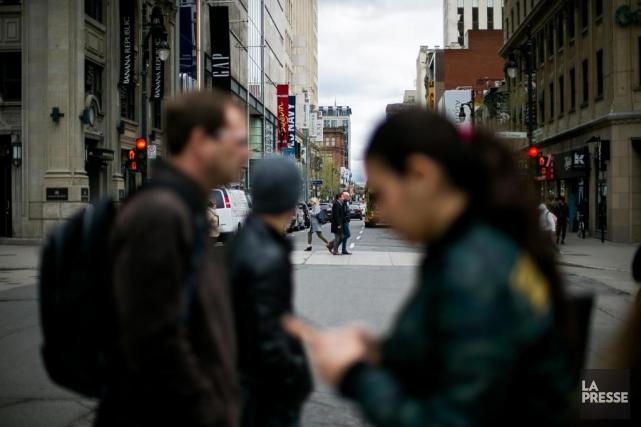 La Ville de Montréal prévoit lancer en janvier... (PHOTO MARTIN TREMBLAY, ARCHIVES LA PRESSE)