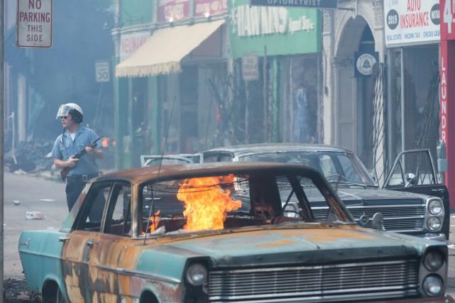 Même si Detroit revient sur des événements survenus... (Fournie par les Films Séville)
