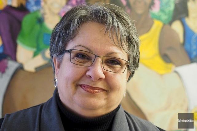 La directrice générale de SERY, Joanne Ouellette... (archives La Voix de l'Est)