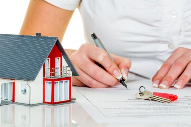 Les ventes de maisons unifamiliales ont enregistré une... (123rf)