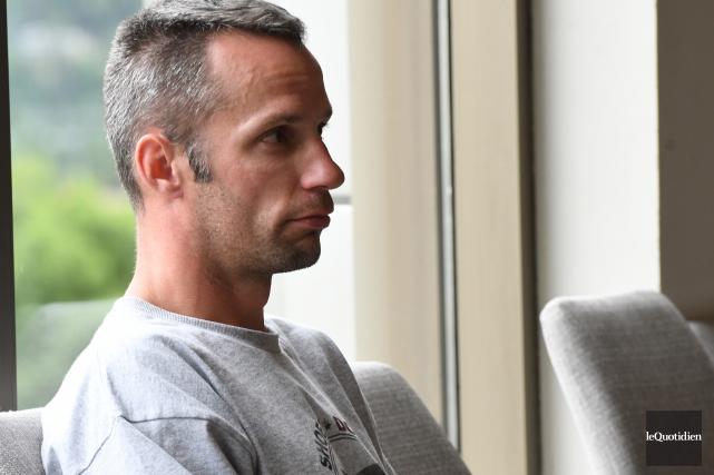 Le Jonquiérois Dave Tremblay a été acquitté de... (Le Quotidien, Rocket Lavoie)