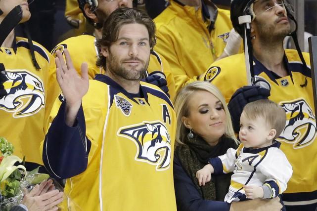 «Durant sa carrière de 17 saisons, Fisher aura... (Archives, Associated Press)