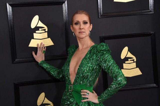 Céline Dion... (PhotoMark Ralston, archives AFP)