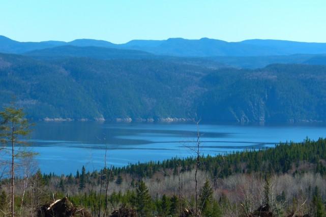 Le vue sur le Fjord a été à... (GREB)