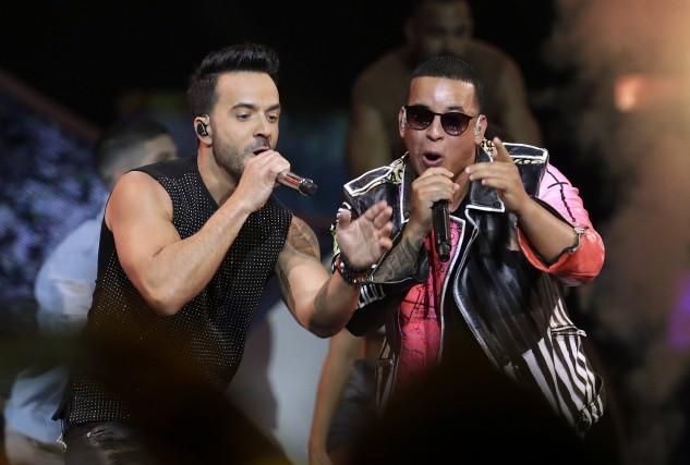 La chanson de Luis Fonsi et Daddy Yankee... (Archives AP)