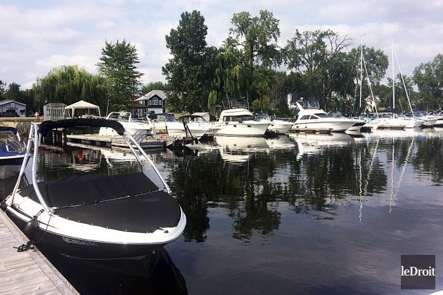 Le nautisme est en pleine croissance au Québec,... (Etienne Ranger, Le Droit)
