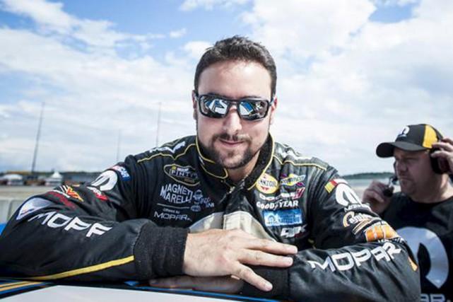 Andrew Ranger... (fournie par Matthew Manor, NASCAR)