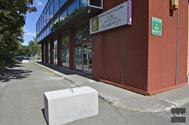 Le cimetière musulman prendra place dans Sainte-Foy, tout... (Photothèque Le Soleil, Pascal Ratthé)