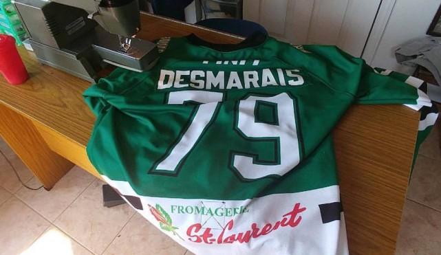 James Desmarais a été sélectionné par les Marquis... (Photo tirée d'Instagram)