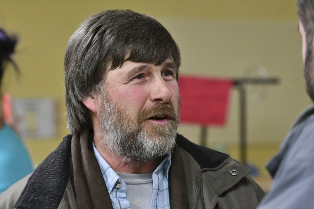 Roger Michaud veut demeurer le maire de Maskinongé.... (Stéphane Lessard)