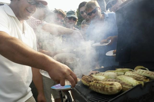 L'événement offrira des ateliers de cuisson sur barbecue.... (Photo thinkstock)