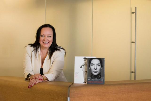 Phoebe Greenberg, directrice et fondatrice du Centre Phi,... (PHOTO IVANOH DEMERS, LA PRESSE)