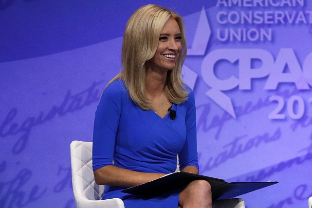 Kayleigh McEnany... (Photo AFP)