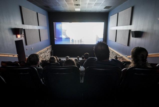 Le cinéma est là pour rester selon Alexandre... (Spectre Média, Frédéric Côté)