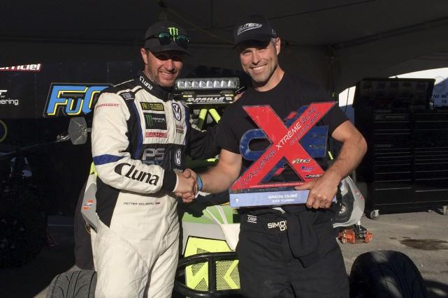 Le Championnat CXE a fêté ses meilleurs pilotes... (Photo courtoisie)