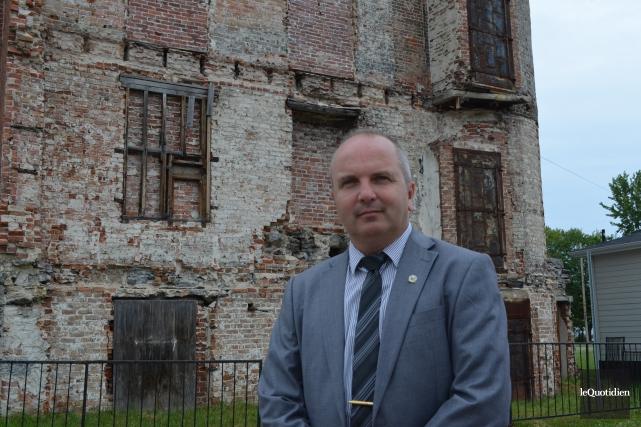 Le maire de Roberval Guy Larouche a bon... (Archives Le Quotidien, Louis Potvin)