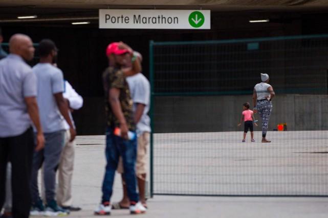 La Commission de l'immigration et du statut de... (PHOTO AFP)