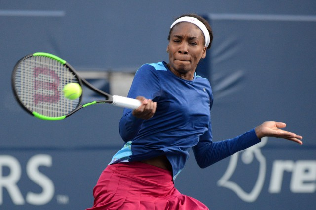 Venus Williams... (PHOTO PC)