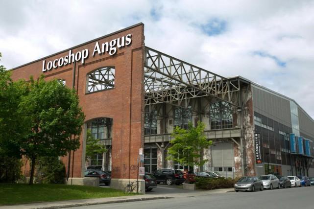 La phase deux du redéveloppement du Technopôle Angus... (PHOTO FRANÇOIS ROY, ARCHIVES LA PRESSE)