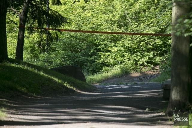 Un homme de 56ans a été poignardé par un inconnu apparemment sans aucune... (Photo David Boily, La Presse)
