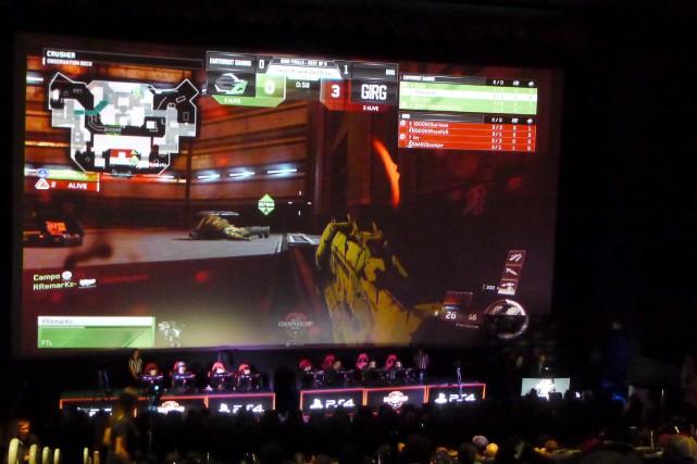 Les jeux vidéo sont bénéfiques pour certains systèmes... (Photo Neil Davidson, La Presse canadienne)